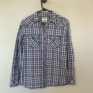 2/$25 PD&C men's casual shirt